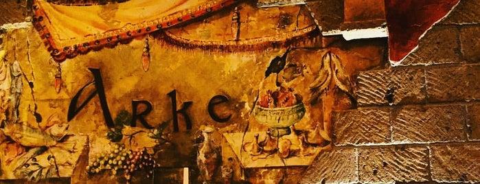 Arke is one of Locais curtidos por Francesco.