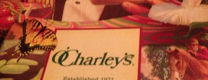 O'Charley's is one of Posti che sono piaciuti a David.