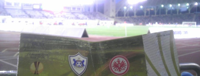 Tofiq Bəhramov adına Respublika Stadionu is one of International Sports~Part 2....