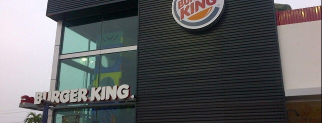 Burger King is one of Locais curtidos por Eduardo.
