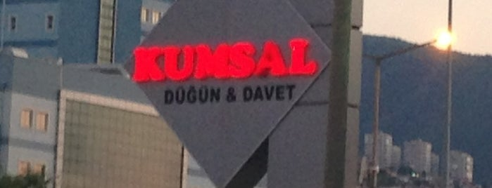 Kumsal Düğün & Davet is one of Lugares favoritos de Erdem.