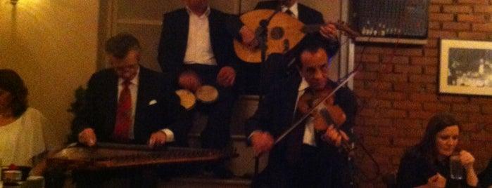 Etiler Kallavi is one of Mehmet Yaşin'in Seçtikleri.