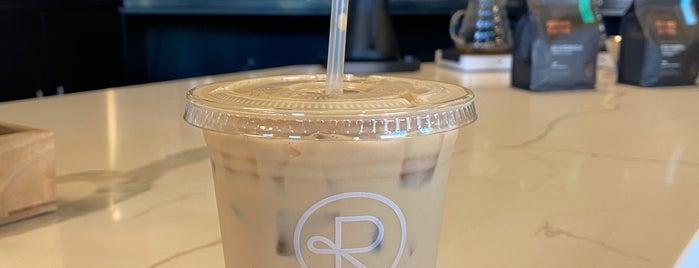 Reborn Coffee is one of Not Yet: сохраненные места.