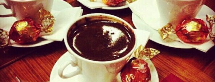 Kahve Dünyası is one of Orte, die Sedat gefallen.