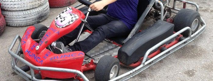 Sökün Karting is one of Mahmutさんのお気に入りスポット.
