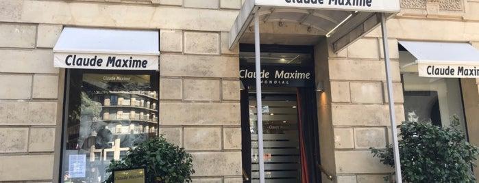Salon Claude Maxime is one of Lieux qui ont plu à Seddiq.