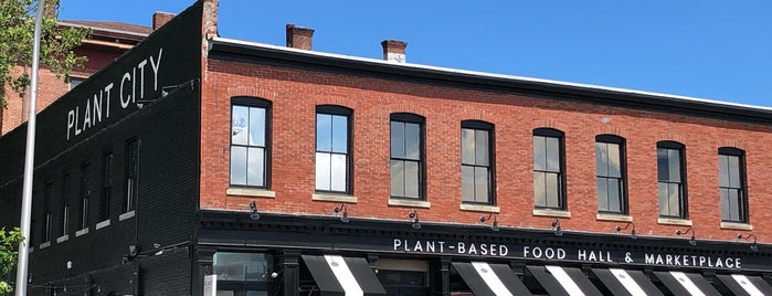 Plant City is one of Rhode Island.