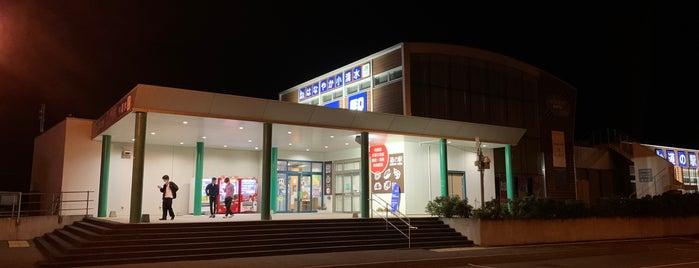 浜小清水駅 is one of JR 홋카이도역 (JR 北海道地方の駅).