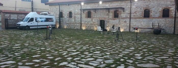 Uşak Kent Tarihi Müzesi is one of Antik kentler ve  müzeleri.