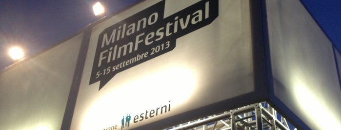 Milano Film Festival 2013 is one of Milano Film Festival 2013 - #MFF2013.