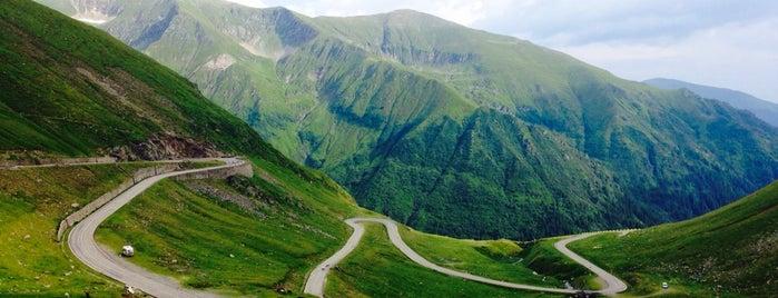 Transfăgărășan is one of Romania 2014.