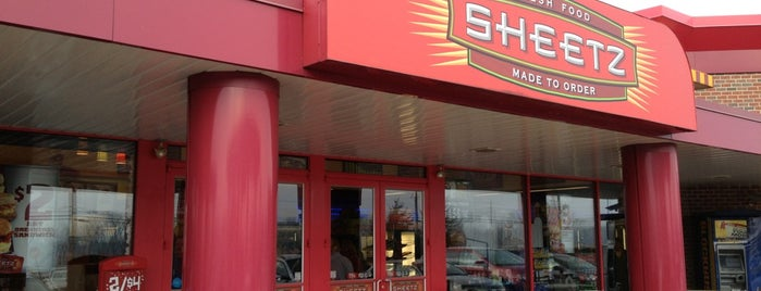 Sheetz is one of Lieux qui ont plu à Charles.