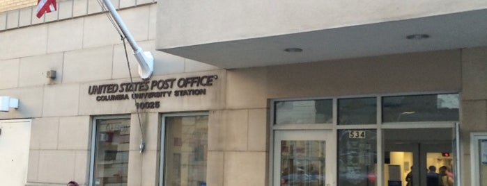 US Post Office is one of Robyn 님이 좋아한 장소.