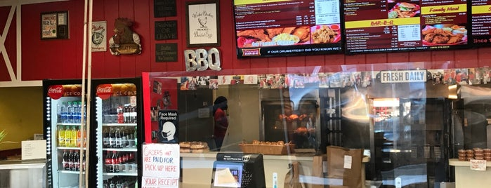 Drumstik Bar-B-Q is one of Pizza and Fried Stuff.
