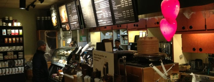 Starbucks is one of Local Coffeeshops.