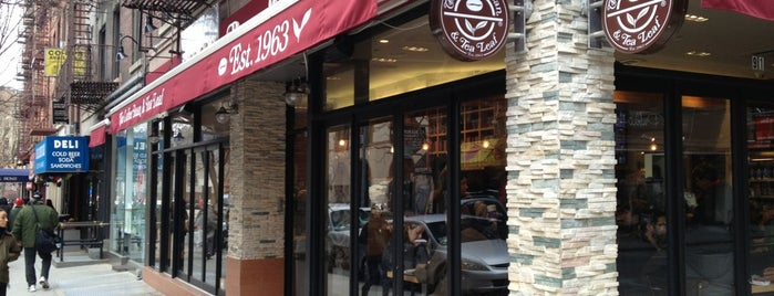 The Coffee Bean & Tea Leaf is one of Coffe shop.