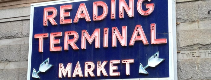 Reading Terminal Market is one of Philadelphia, PA.