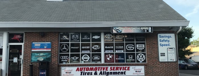 Trumbull Mobil is one of Guide to Trumbull's best spots.