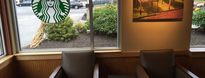 Starbucks is one of สถานที่ที่ Bart ถูกใจ.
