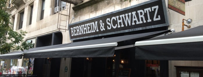 Bernheim & Schwartz is one of NYC Trivia Nights.
