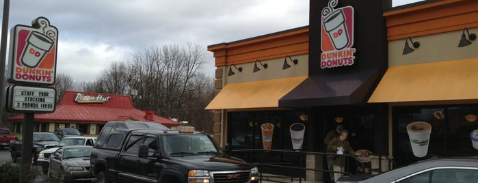 Dunkin' is one of สถานที่ที่ Mii ถูกใจ.
