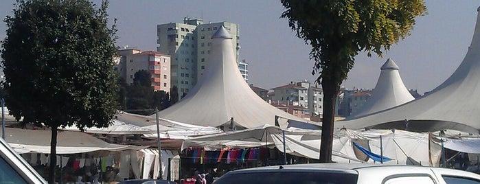 Pendik Semt Pazarı is one of Melek'in Beğendiği Mekanlar.