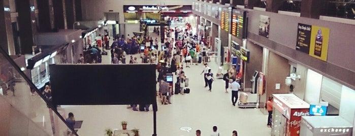 헨리 코안더 국제공항 (OTP) is one of Part 2~International Airports....