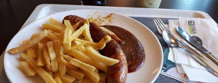 DINEA Café & Restaurant is one of Денис : понравившиеся места.