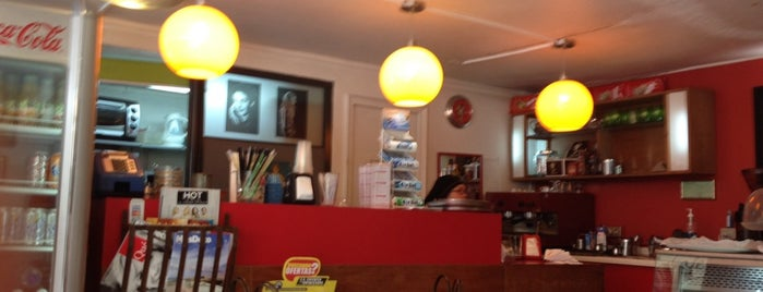 Cafe Bagdad is one of Santiago.