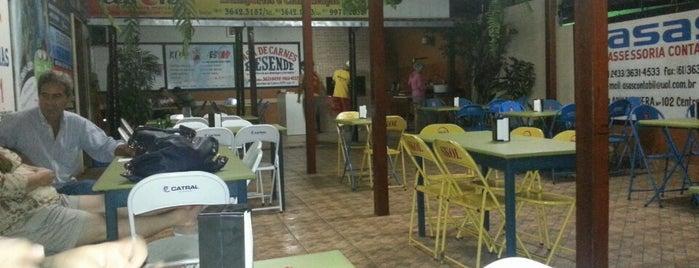 Espetinho Fim De Tarde is one of Barzinhos -Formosa.