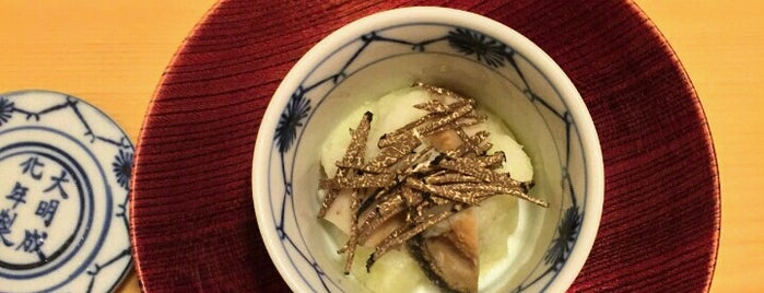 麻布 かどわき is one of Where in the World to Eat.