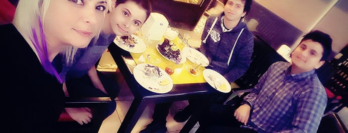 Pastacım Cafe&Pastane is one of Locais curtidos por Ahmet Rıza.