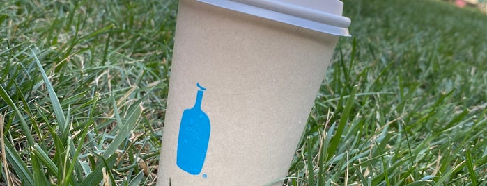 Blue Bottle Coffee is one of Locais salvos de Crypto.