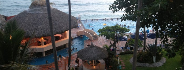 The Palms Resort of Mazatlán is one of Enrique'nin Beğendiği Mekanlar.