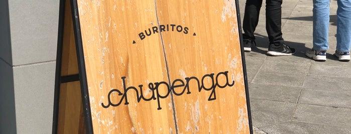 Chupenga is one of Gespeicherte Orte von Cody.