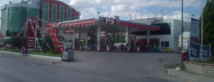 Özkaraaslan Petrol Ofisi is one of Posti che sono piaciuti a Zynp.