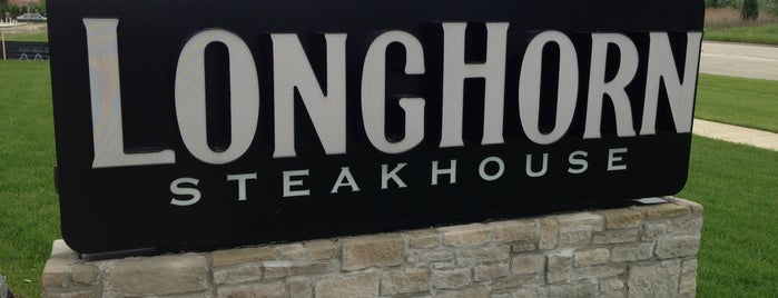 LongHorn Steakhouse is one of Date Night Ideas.