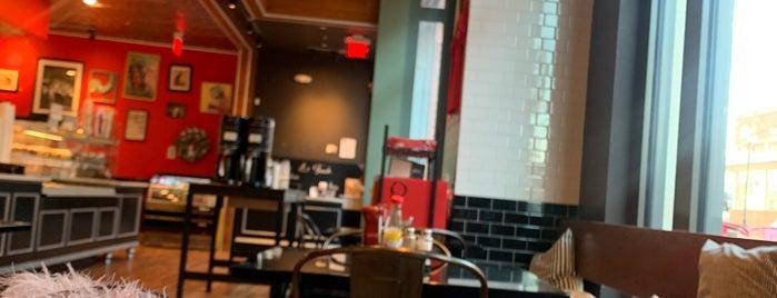 The Happy Tart Gluten Free Patisserie is one of สถานที่ที่ Jason ถูกใจ.