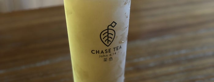 Chase Tea is one of Lieux qui ont plu à Moe.