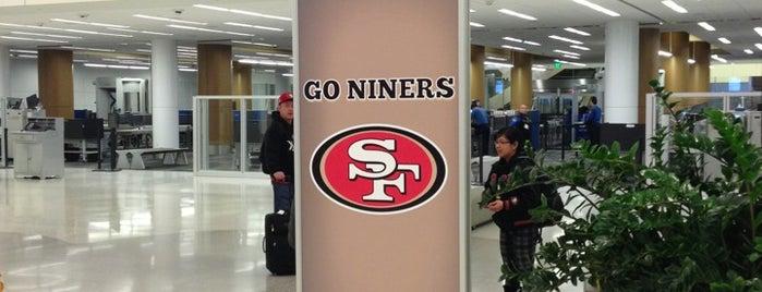 Aeropuerto Internacional de San Francisco (SFO) is one of Visited Airports around the world.
