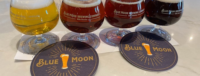 Blue Moon Brewing Company @ RiNo District is one of Denver.