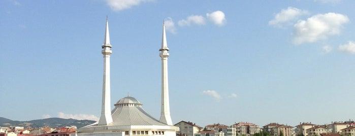Merve Camii is one of Tempat yang Disukai Erkan.