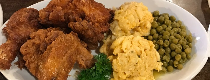 Willie Mae's Scotch House is one of NOLA.