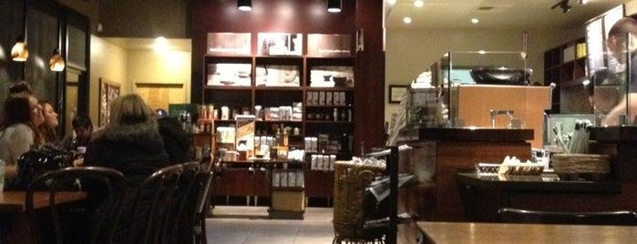 Starbucks is one of Nina : понравившиеся места.