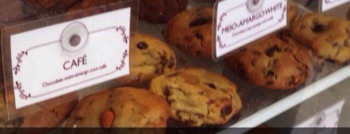 Kamzu Cookie Shop is one of Lugares favoritos de Pedro.