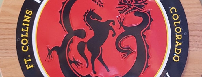 Horse & Dragon Brewing Company is one of FoCo BrewTour.