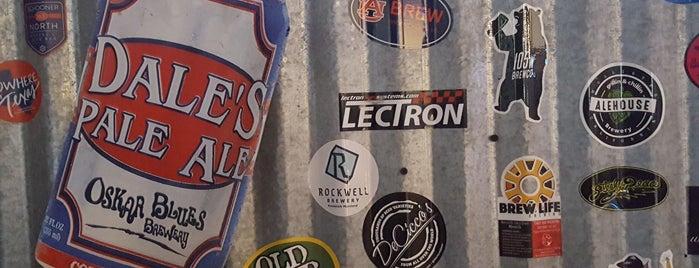 Oskar Blues Brewery is one of Do'in Denver.