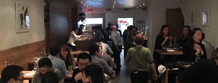 Momofuku Nishi is one of New York - Food.