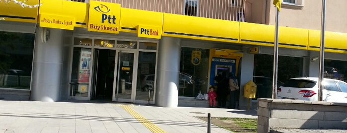 Ptt Büyükesat is one of İŞYERLERİ.