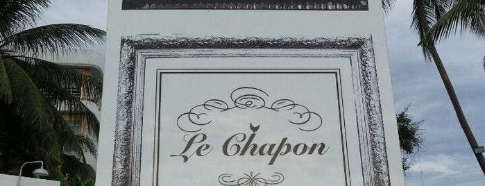 Le Chapon is one of Ichiro's reviewed restaurants.